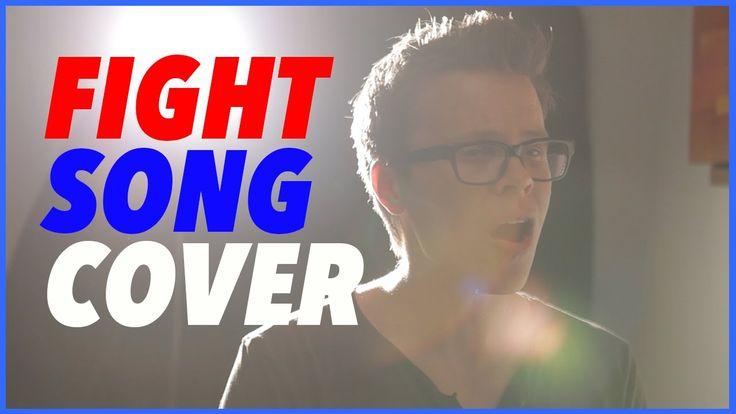 Rachel Platten | Fight Song Cover (Matt Yoakum)