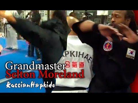 [МастерАнализ] Настоящий Грандмастер Ханкидо - Шелтон Мореленд