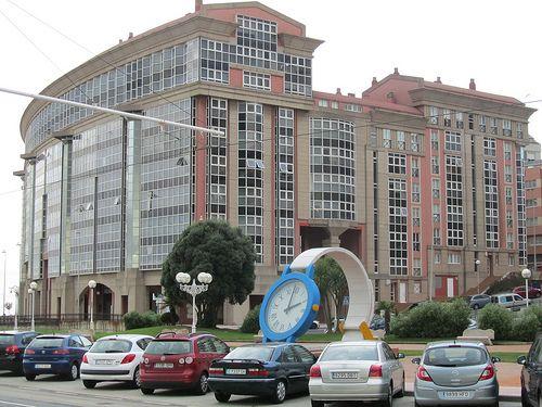 La Coruna Galica Spain
