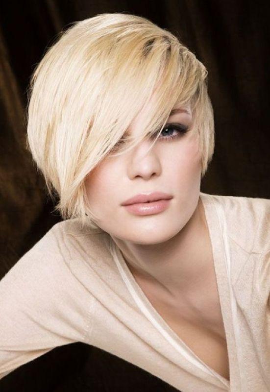 18 Impressive Side Swept Short Hairstyles for Women https ...