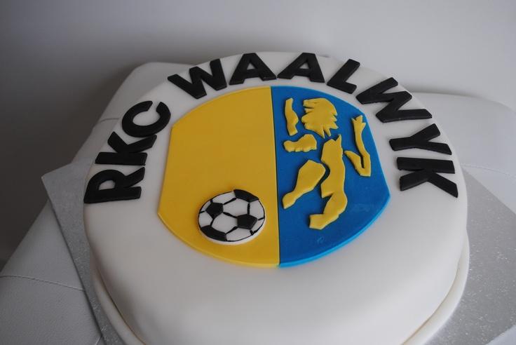 RKC Waalwijk taart