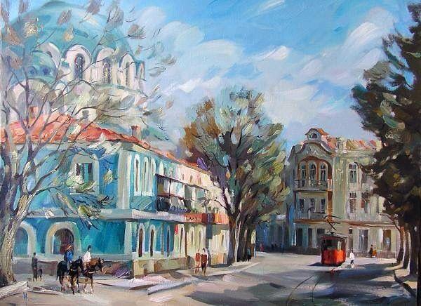 Евпатория. Крым.