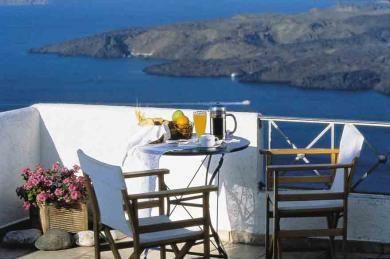 Theoxenia Hotel - Santorini
