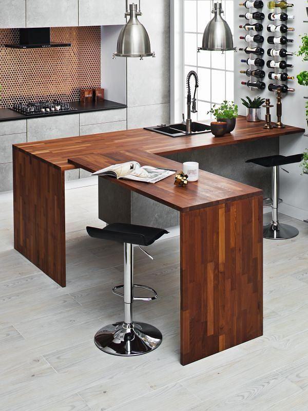 Blat Drewniany 60 X 2 7 X 300 Cm Z Drewna Akacji Castorama 698 Zl Home Decor Furniture Decor