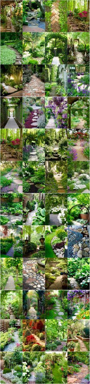 Garden Paths (Diy Step Outdoor)