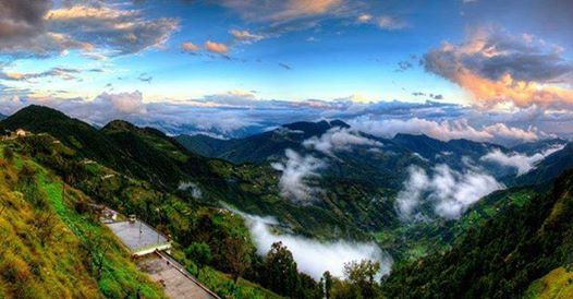 #places to #visit: #Kodaikanal valley view, it serves as a prime location for photographers.