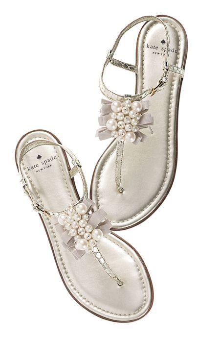 Okay if there was ever a time to spend $200 on a pair of shoes!!  Kate Spade New York 'Hedy' Sandal