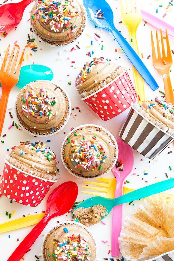 Dulce de leche cupcakes | BHG Delish Dish