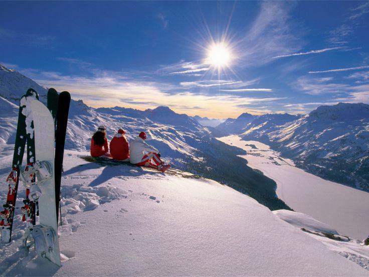 Boarders Paradise | Aktivitäten | Schweiz | Schöne Aussichten