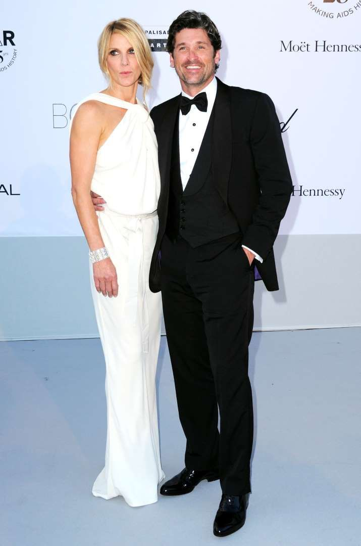 In January 2015, Patrick Dempsey's wife Jillian Fink filed for divorce after 15 years of marriage. A... - REX/Shutterstock/Rex USA
