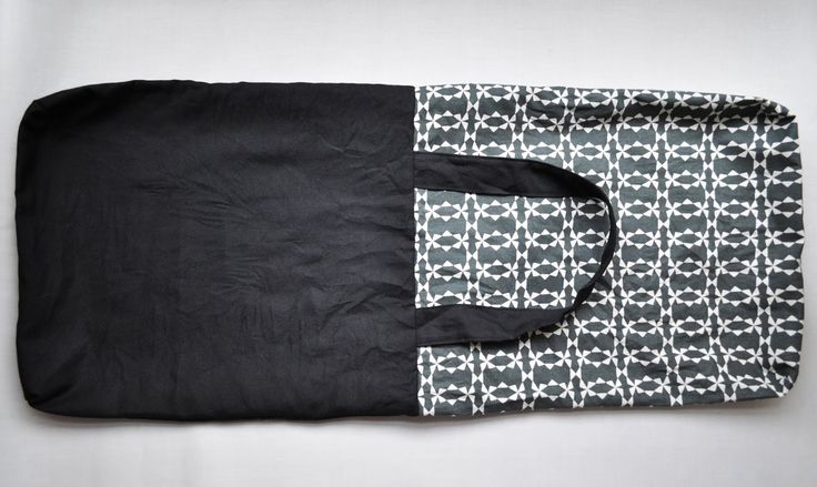 Tuto - Le tote bag réversible - Funky Sunday