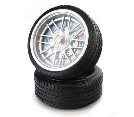 Car lovers will love to recieve this alarm clock as a gift from you.