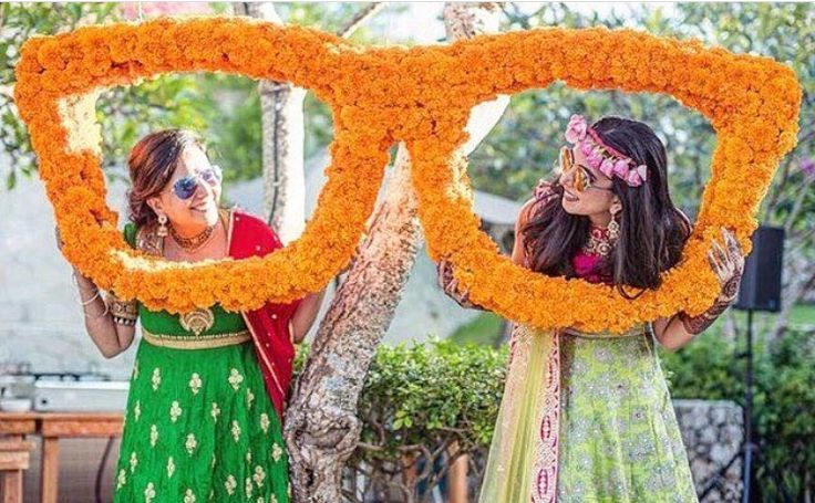 The wedding brigade # bride # wedding idea # creative wedding idea # Indian wedding # selfie idea #