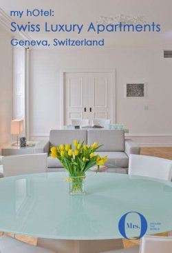 The Swiss Luxury Apartments are located opposite Le Richemont Luxury Hotel & Spa and the Beau Rivage Hotel. Situated right in the centre of town and are only a 2-minute walk from Lac Leman, they are super spacious and the decor flawless.