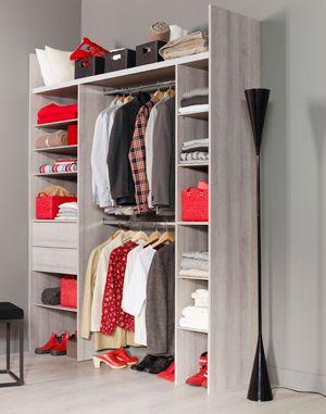 les rangements et am nagements de placards amenagement de placard placard et am nagement. Black Bedroom Furniture Sets. Home Design Ideas