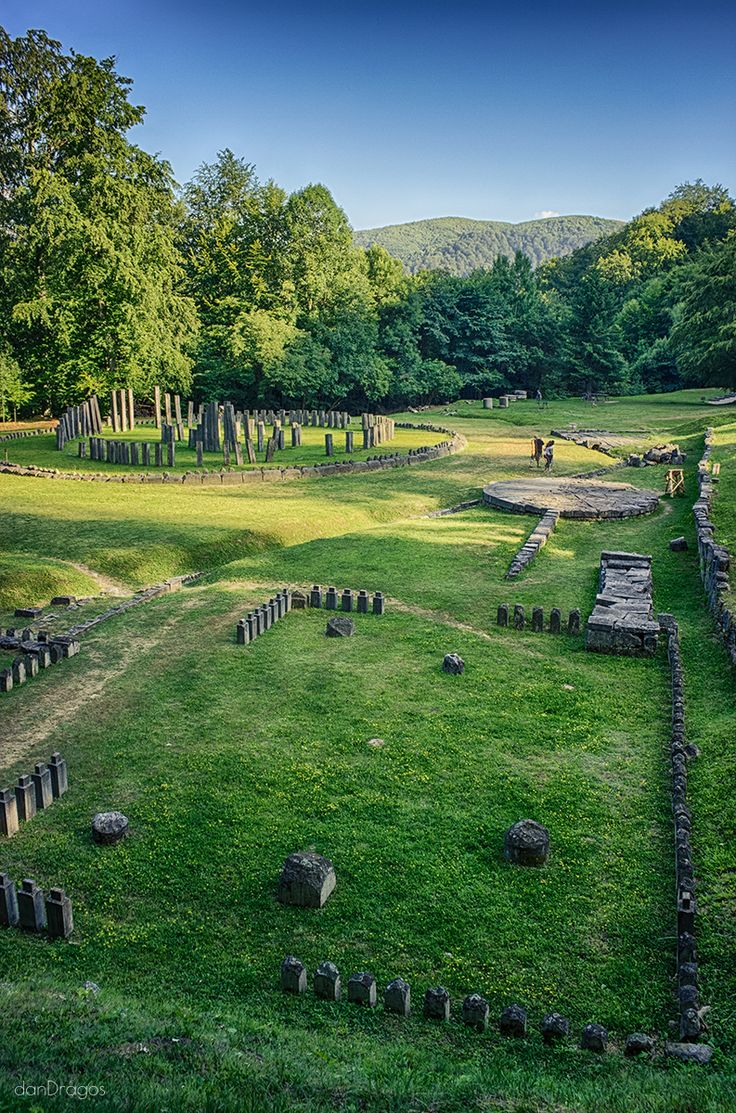 "Sarmizegetusa Regia, ""The Romanian Stonhenge"", UNESCO, www.romaniasfriends.com"
