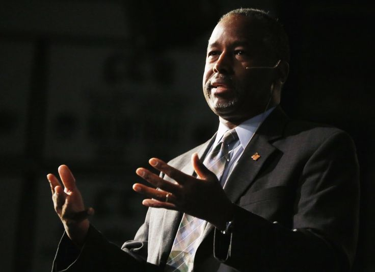 Ben Carson, the humblebragging instrument of God