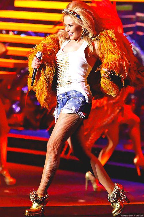 Kylie Minogue Aphrodite Tour Kylie | Aphrodite Tour...