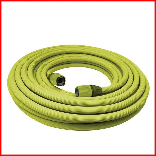 100 Foot Superlight Garden Hose With Quick Connect In 2020 Garden Hose Hose Hose Connector
