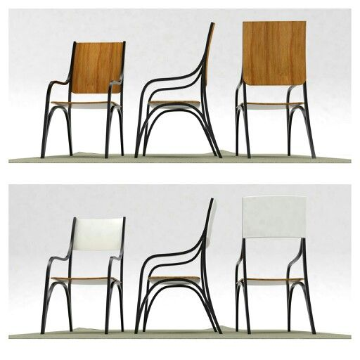 Curvi chair