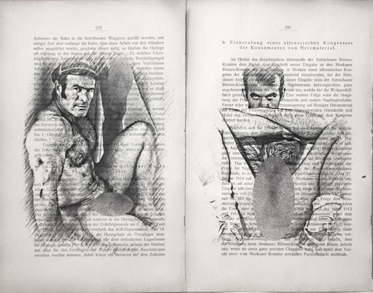 Gay erotic poster  / vintage mens nude body  / 2 pages printing Antique 1914  German book  decor interior picture ART erotic by LeryPrint on Etsy