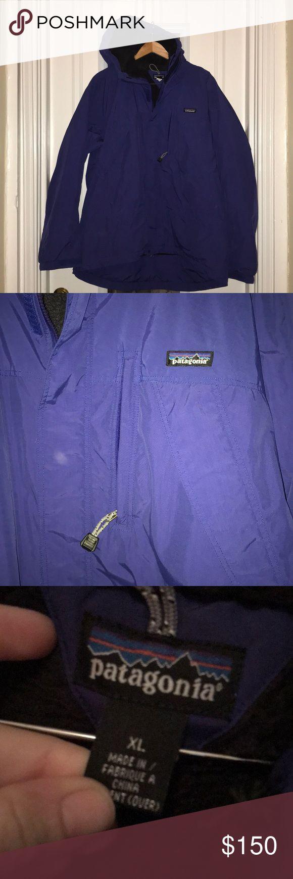 Blue Patagonia ski jacket Excellent condition. No flaws. Patagonia Jackets & Coats Ski & Snowboard