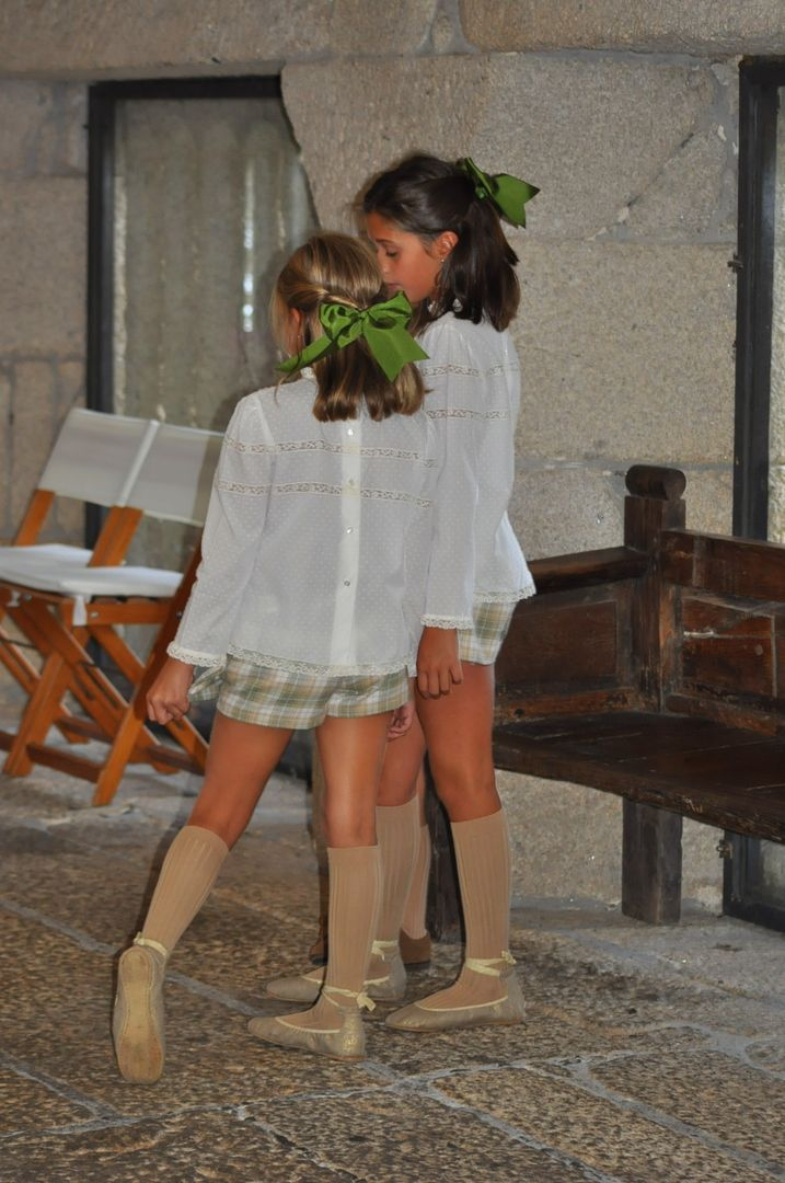 Gansetes Moda Infanitl - Toscana