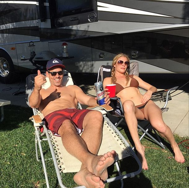 """Candiest: LeAnn Rimes On Her Bikini Body: """"I Work Out A Lot, Because"""