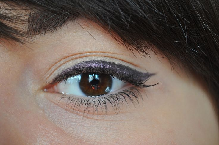 #makeup #me #girl #polishgirl #eyeliner #kingandi