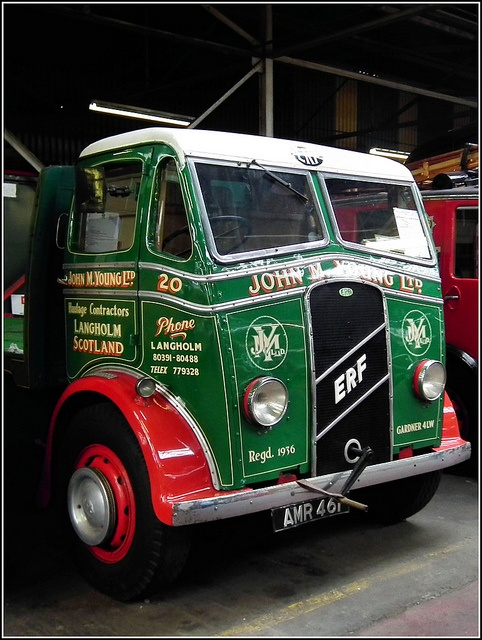 Glasgow Vintage Vehicle Trust by Ben.Allison36, via Flickr