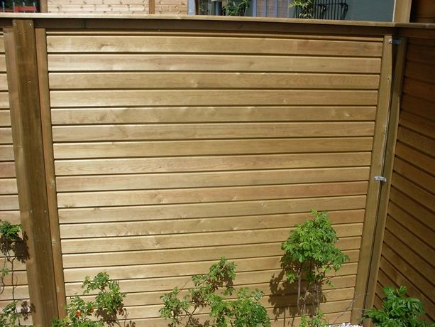Tongue And Groove Fence Panels Tongue And Groove Horizontal Fence