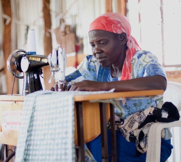 Women's Sewing Cooperative #lwalacommunityalliance