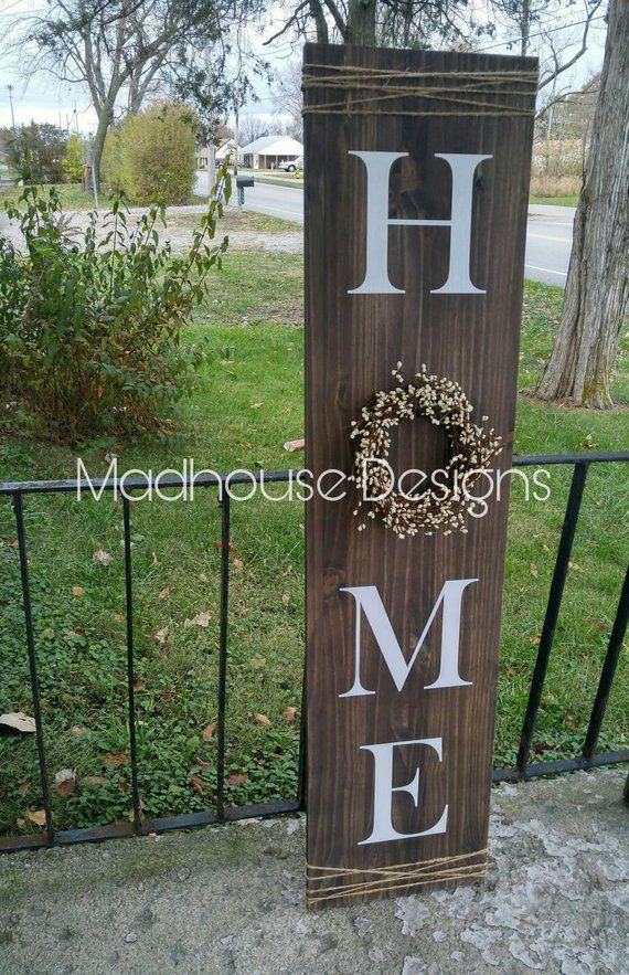 Rustic Home Wooden Welcome Sign Extra Large 4 Ft Wooden Welcome Signs Rustic House Welcome Sign