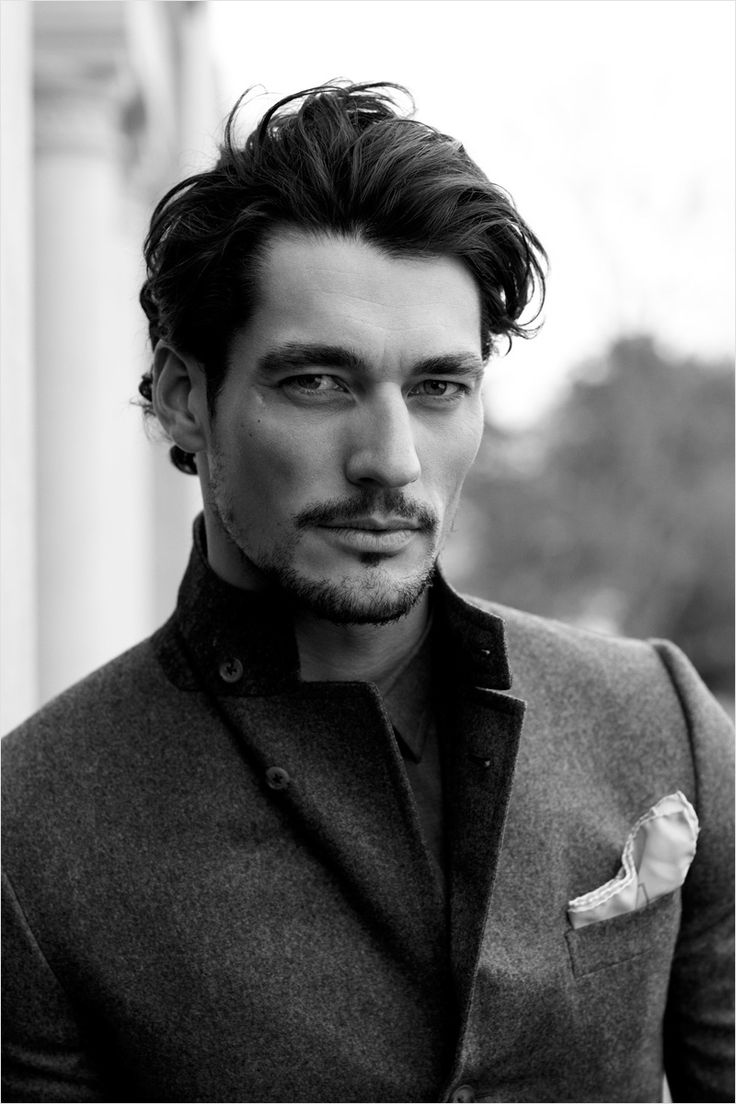 After becoming the face of Dolce in 2006, the gorgeous Mr. Gandy gained worldwide recognition and we for one are huge hair fans
