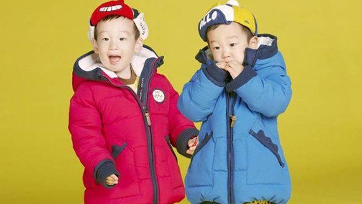 "Suh Un and Suh Joon - ""allo&lugh"" photoshoot"
