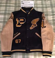 Lauren Letterman Small Polo Size Ralph Iconic S Varsity Jacket Snow shdtQrC