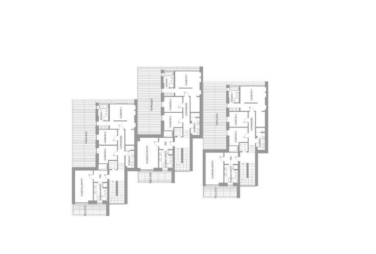 17 migliori idee su planimetrie di case su pinterest for Piani di casa unifamiliari