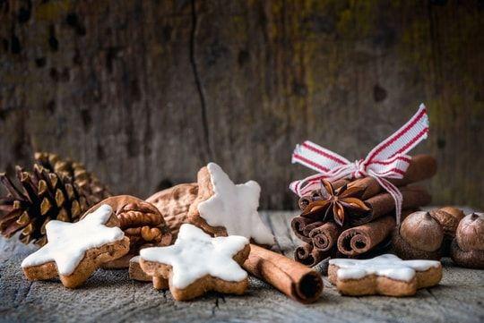 50 recettes de petits gâteaux de Noël