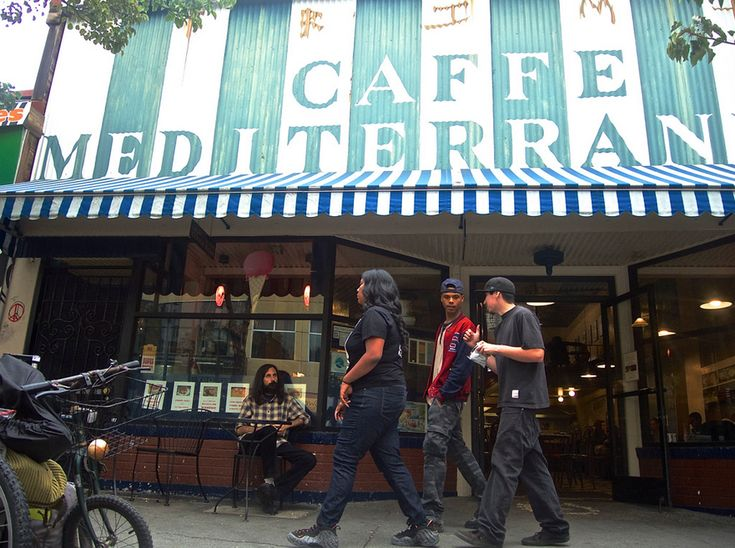 Caffe Med changing hands; last day will be Nov. 30, 2016.  The new owners will give the café space an extensive remodel, including the addition of wheelchair-accessible restrooms and an upgraded kitchen.