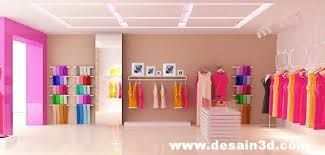 Hasil gambar untuk desain butik rumahan