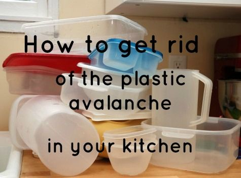 5 Easy Ways to Cut Down on Plastic In Your Kitchen
