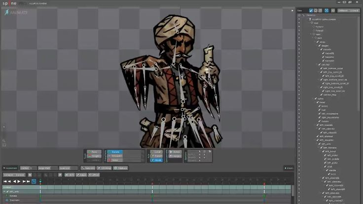 Technical Art Director Brooks Gordon talks us through the process of creating character animations and effects for Darkest Dungeon.