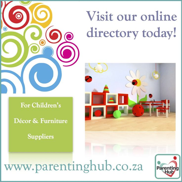 Visit on our online directory today at http://parentinghub.co.za/directory/categories
