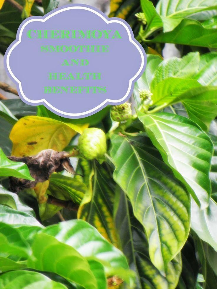 cherimoya fruit fruit smoothies healthy