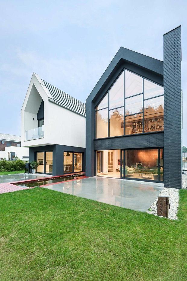 Fence House - dom jednorodzinny