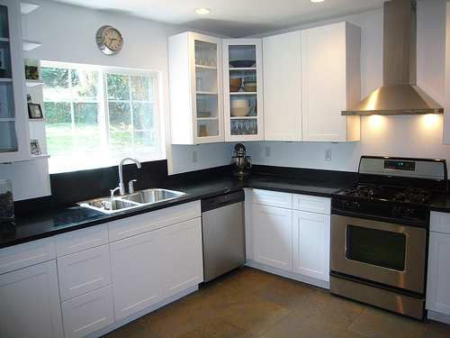 Kitchen Cabinets L Shaped Kitchen Layout