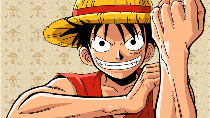 Pirata HUE: Luffy é do Brasil! Autor revela países dos heróis de #OnePiece