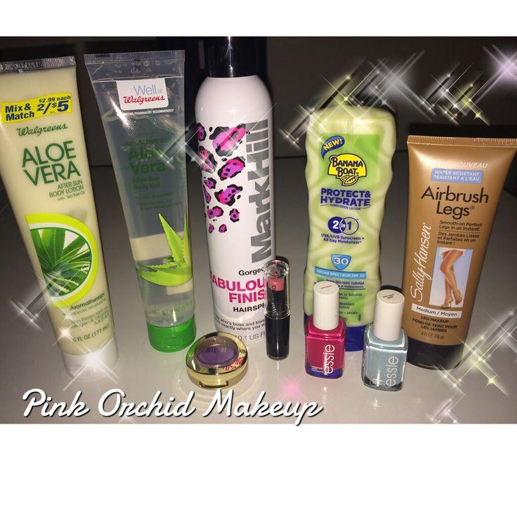✨End Of Summer Beauty Favorites!  Check It Out On My Blog! ☀️  SEE PICTURES & INFO ON MY WEBSITE :D ⬆️ Link On Bio ⤴️  ✨Fin De Verano Favoritos De Belleza! ☀️  PUEDES VER MÁS FOTOS E INFO EN MI PÀGINA WEB :D  ⬆️ Enlace En Mi Perfíl ⤴️ www.PinkOrchidMakeup.com  #WalgreensBeauty #Shop #Cbias