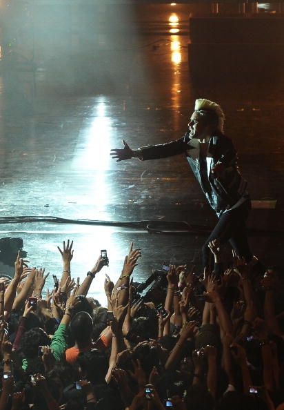 30 Seconds To Mars Rock Mexico City, Where Jared Leto's Mohawk Is Magic