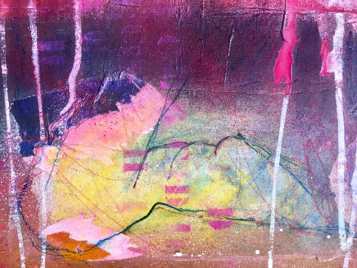 Ein persönlicher Favorit aus meinem Etsy-Shop https://www.etsy.com/de/listing/514694842/frauenakt-moderne-kunst-rosa-albertinum